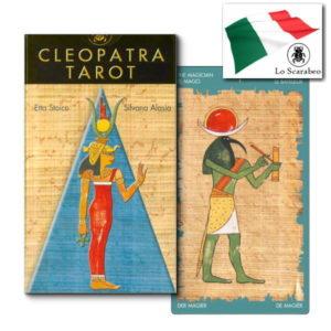 クレオパトラ・タロットカード