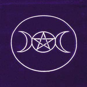 タロットクロス パガンサークルのシンボル