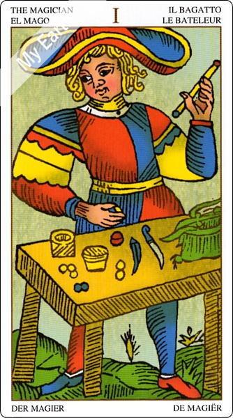 ユニバーサル・マルセイユ 魔術師