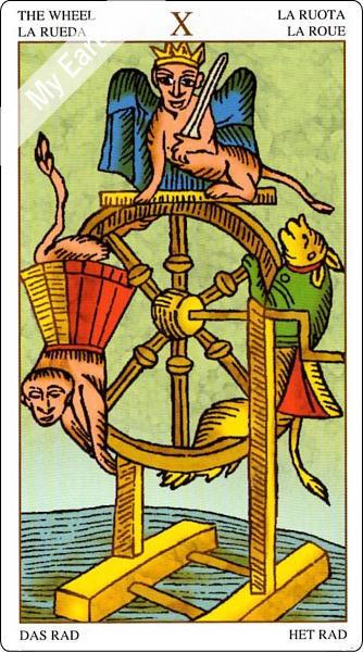 ユニバーサル・マルセイユ 運命の輪
