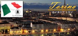 北イタリア トリノ スカラベオ社